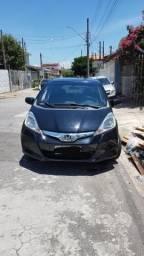 New Honda Fit - 2012