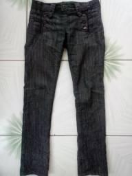 Calça jeans skinny Zoomp, Tamanho 40