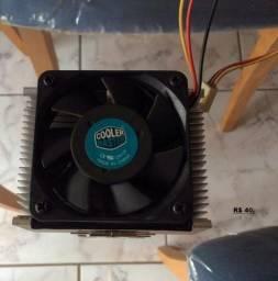 Coolers AMD Intel dissipadores calor pra processadores PC