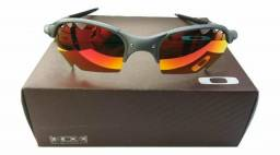 ee99c20bf5d4a Óculos Oakley Romeo 2 Xmetal lente Ruby Parriot Novo Frete grátis