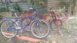 2 Bicicletas de carga