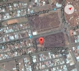 Área para venda possui 9.672m² em Parque Santa Rita - Goiânia - GO