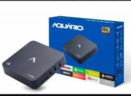 Tv box aguario 4k