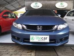 Civic 2.0 lxr automático 2015 - 2015