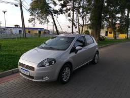 Fiat Punto atrative 2011completo - 2011