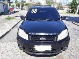 Ford Ecosport Xls 1.6 /2008 Flex Pouco Rodada Completa de Fabrica - 2008