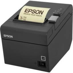 Impressora Térmica Epson Tm-t20 Usb Não Fiscal 2 unidades