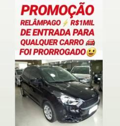 Muito FÁCIL! R$1MIL DE ENTRADA(FORD KA 1.0 2018) NA SHOWROOM AUTOMÓVEIS