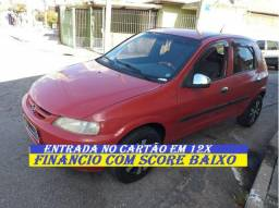 Celta 2004 financiamento com score baixo ficha no whatsap