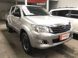 Toyota Hilux 2.7 SR - Automática - 2015