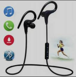 Fone de ouvido sport bluetooth + cabo usb