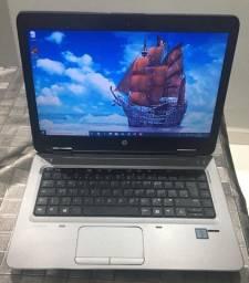 Notebook Seminovo HP Probook G3 i5 6Ger. 8GB SsD 256GB - Nave!!!