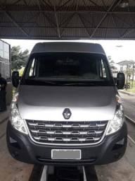 Van Renault Minibus Master Executivo 2.3 - 16L - 2017/2018