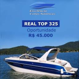 Real 325 top com deck Beach r$ 45.000.00