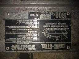 2 guinchos Manuais de Alavanca Tirfor 1600 Kls com Cabo de Aço  R$1.200,00 tudo
