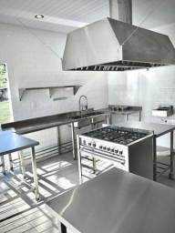 Cozinha industrial completa - Portinox é lugar certo