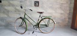 Bicicleta Raleigh feminina inglesa 5 marchas ano  1967