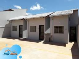 Casa Térrea Vila Jaci, 2 quartos sendo um suíte