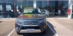 Toyota Hilux 4X4 SRX 2016 Diesel AT R$142.900,00 - 2016