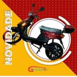 Bicicleta elétrica Gambaratto