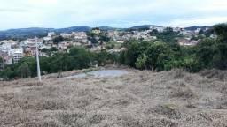 3134 - Piracema Lote com vista linda para cidade 253 metros². rua asfaltada