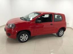 Fiat uno vivace 1.0 2016 financio sem entrada aceito troca** garantia