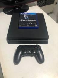 PlayStation 4 - 1 terá