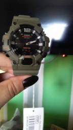 Relógio masculino casio novo
