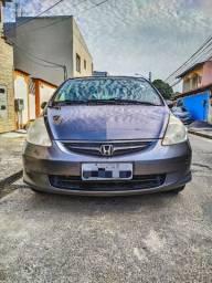 Honda fit 2008 GNV 5ª geração
