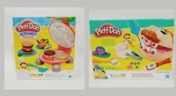 Play-Doh Hamburgueria + Dentista