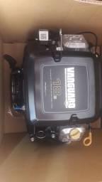 Motor estaconario vanguard 18hp partida elétrica