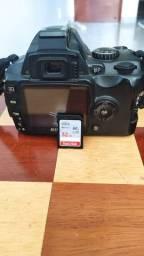 Camera Nikon D40 usada