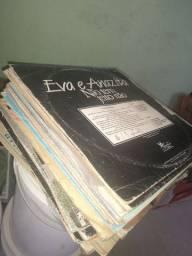 Vendo 96 disco LP de vinil