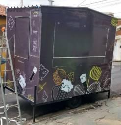 Food truck de lanche