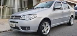 Fiat Siena HLX 1.8 flex completo
