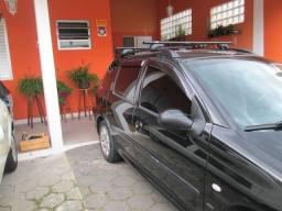 206 SW, Preta, 2006, excelente