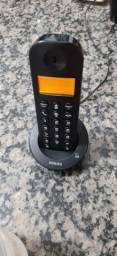 Telefone sem fio Philips DECT 6.0