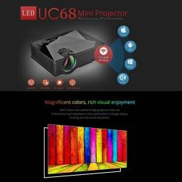 Projetor LED UC68 1200 Lumens