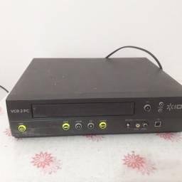 Vídeo casete VCR 2 PC relíquia