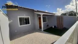 Casa com 2 dormitórios à venda, 60 m² por R$ 215.000,00 - Jardim Interlagos (Ponta Negra)