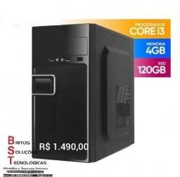 Cpu i3 7100 4 gb memoria