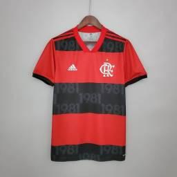 Camisa Flamengo Pronta Entrega