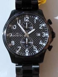 Invicta Oversized Cronograph Carbon Fiber