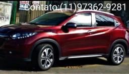 Honda HR-V 1.8 CVT Ano 2018 .