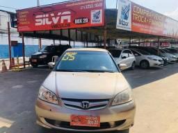 Honda CIVIC Lx impecável Ipva pago pela loja primeira parcela para 90 dias