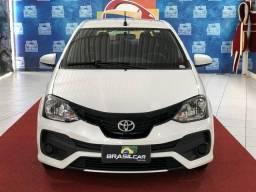 Toyota Etios X 1.3 Automático - 27 mil km!!!