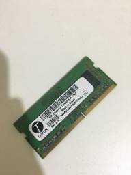 Memória DDR4 de 4GB