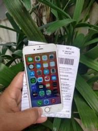 iPhone 7 128gb troco aceito cartão leia