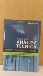 Livro Manual de Análise Técnica - Marcos Abe