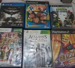 Título do anúncio: Jogos ps2/ps3/ps4/Xbox 360